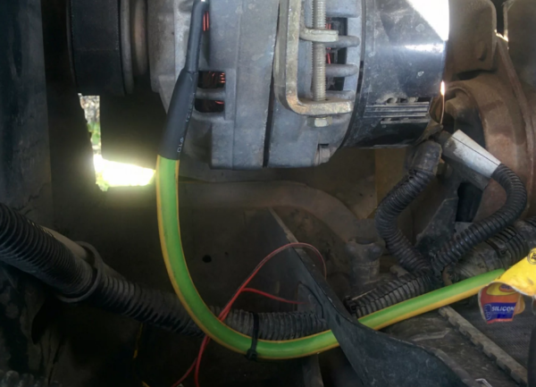 Как подключить выключатель массы аккумуляторной батареи и где найти провод массы