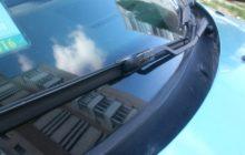 Как заменить каркасные и бескаркасные стеклоочистители на машине