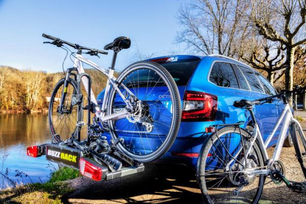 Крепления на фаркоп — простой и удобный способ перевозки велосипедов