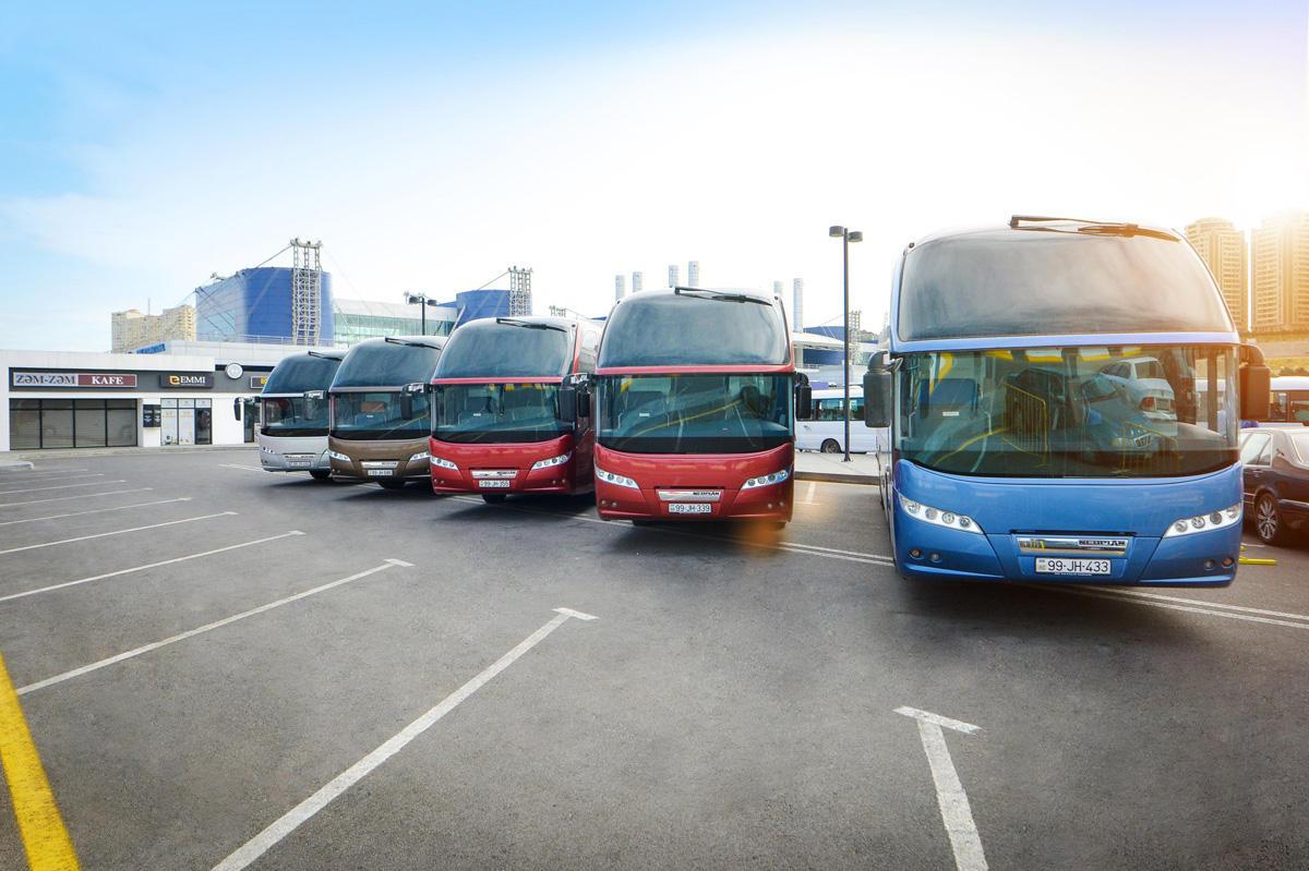 перевозка автобусом