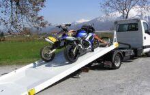 перевозка мотоциклов эвакуатором